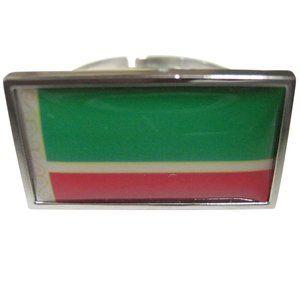 Chechnya Flag Fashion Ring